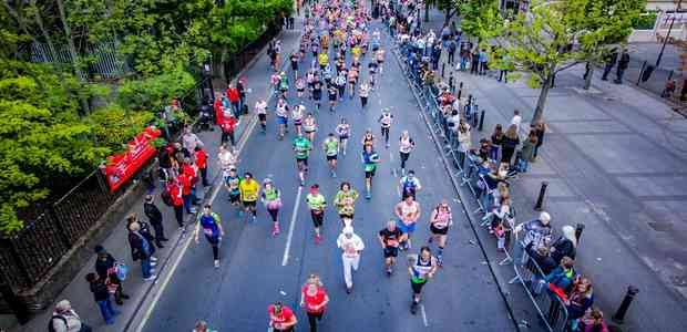 Photographing the 2017 London Marathon
